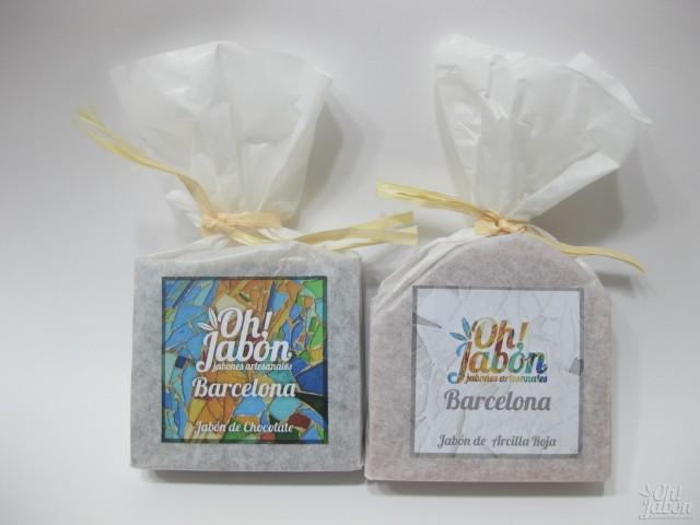 Jabón inspiración Gaudí