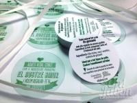 etiquetas personalizadas para detalle de boda