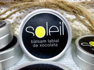 Bálsamos labiales para la Olivarera Oli Soleil