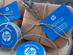 Pack jabón y bálsamo para HP